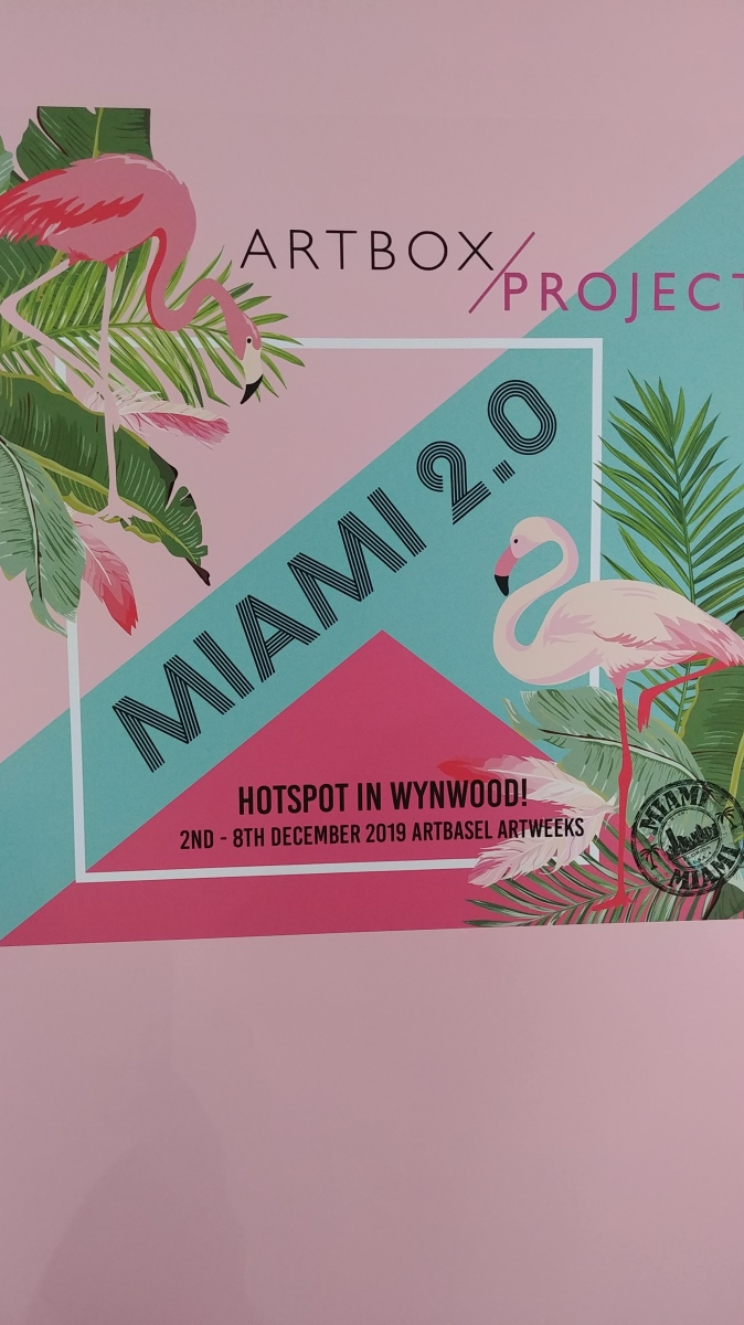 2019 Art Basel Miami Artbox.Project