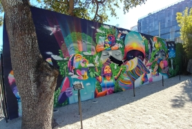2019 Wynwood Walls Art Basel Miami