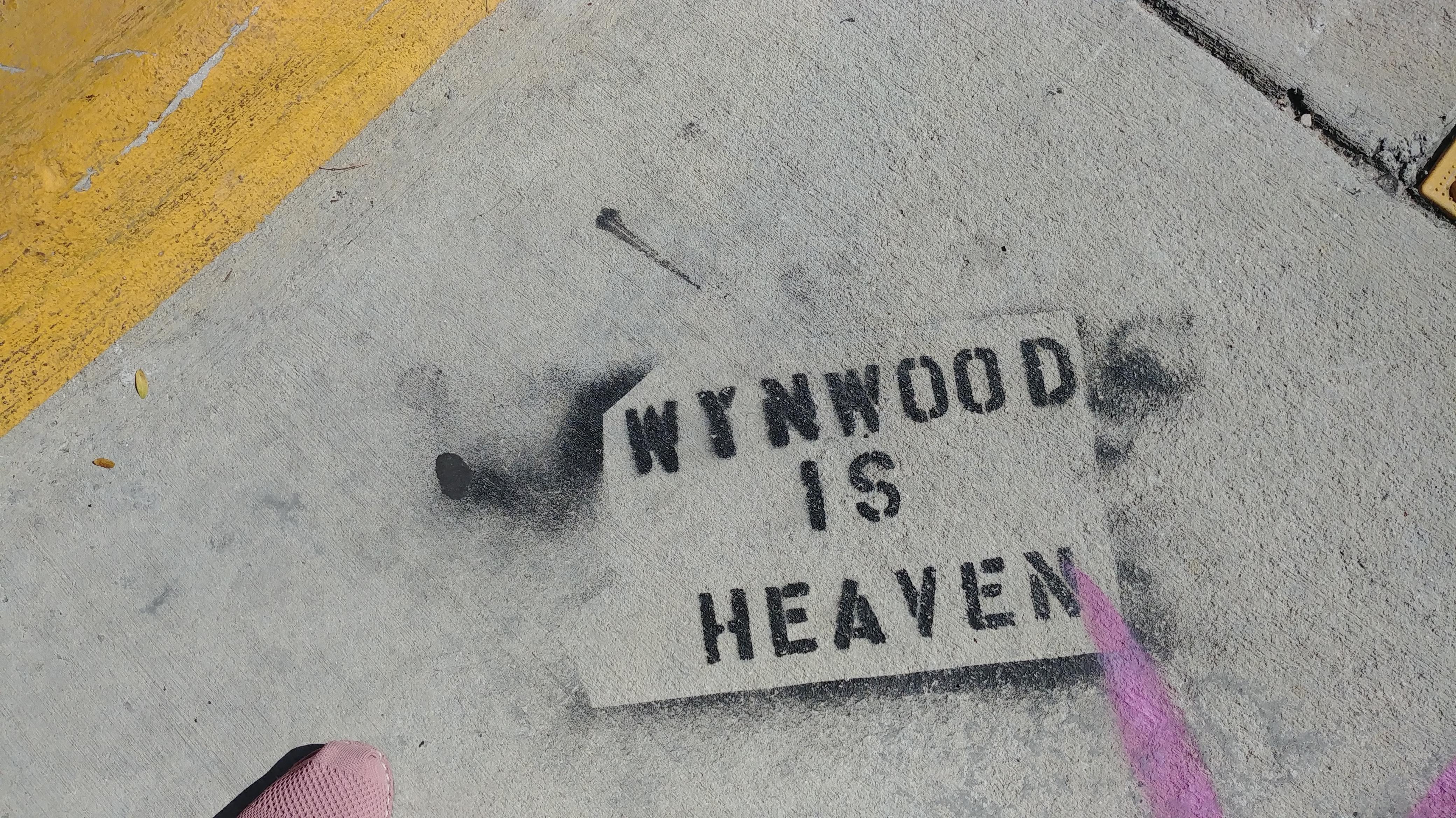 2019 Wynwood Walls Art Basel Miami
