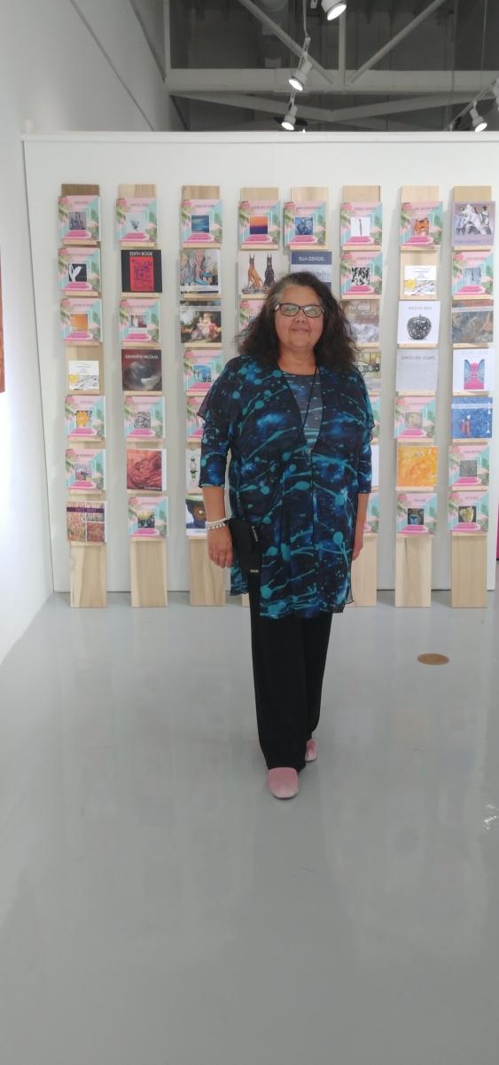 2019 Art Basel Miami at the Walls Maria Antonietta Di Rosa